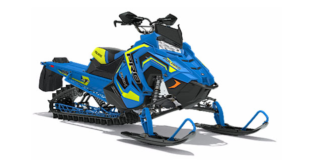 2018 Polaris 800 PRO-RMK 155 3 in. SnowCheck Select in Gunnison, Colorado