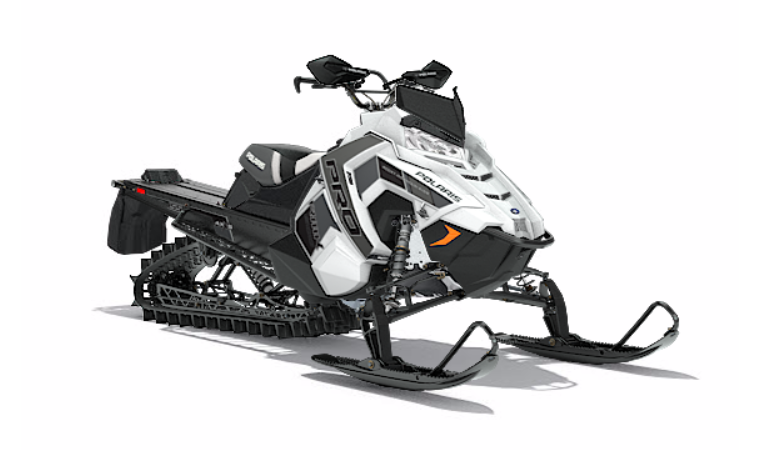 2018 Polaris 800 PRO-RMK 155 3 in. SnowCheck Select in Three Lakes, Wisconsin