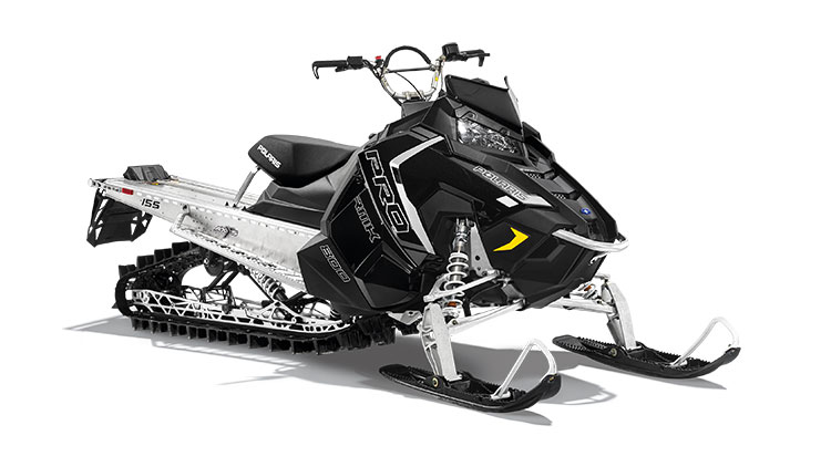 2018 Polaris 800 PRO-RMK 155 ES in Laconia, New Hampshire