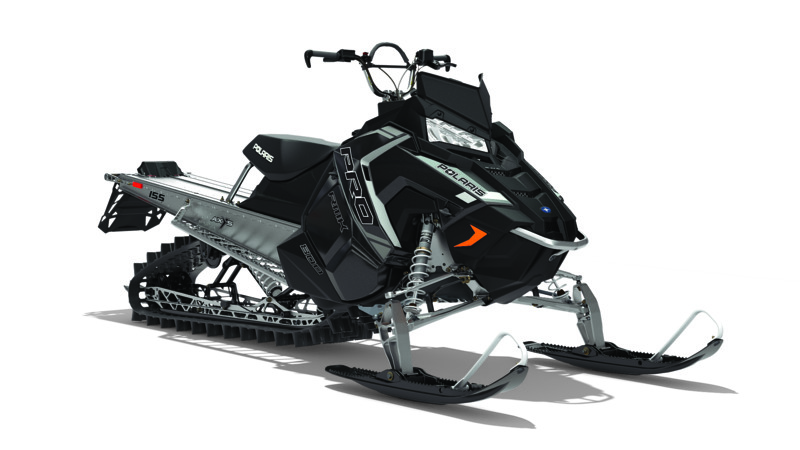 2018 Polaris 800 PRO-RMK 155 ES in Barre, Massachusetts