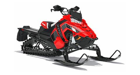 2018 Polaris 800 PRO-RMK 155 SnowCheck Select in Union Grove, Wisconsin
