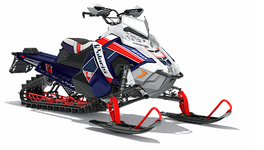 2018 Polaris 800 PRO-RMK 155 SnowCheck Select in Lewiston, Maine