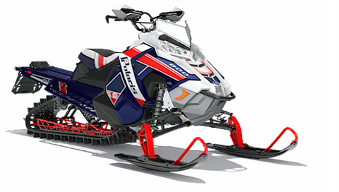 2018 Polaris 800 PRO-RMK 155 SnowCheck Select in Newport, Maine
