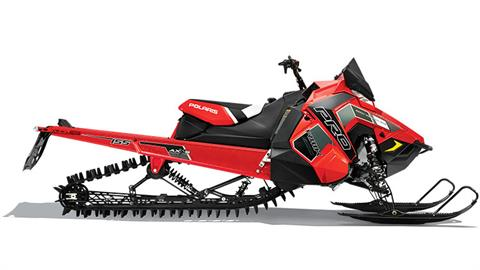 2018 Polaris 800 PRO-RMK 155 SnowCheck Select in Wisconsin Rapids, Wisconsin