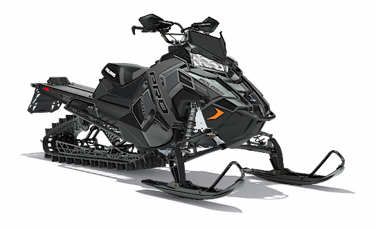 2018 Polaris 800 PRO-RMK 155 SnowCheck Select in Mio, Michigan