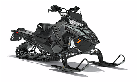 2018 Polaris 800 PRO-RMK 155 SnowCheck Select in Hillman, Michigan