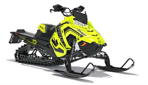 2018 Polaris 800 PRO-RMK 155 SnowCheck Select in Sterling, Illinois