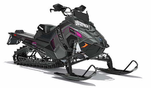 2018 Polaris 800 PRO-RMK 155 SnowCheck Select in Elkhorn, Wisconsin