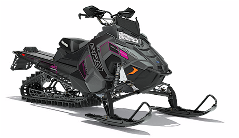 2018 Polaris 800 PRO-RMK 155 SnowCheck Select in Sumter, South Carolina