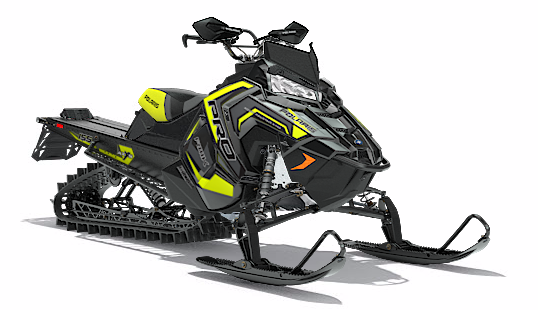 2018 Polaris 800 PRO-RMK 155 SnowCheck Select in Brookfield, Wisconsin