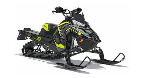 2018 Polaris 800 PRO-RMK 155 SnowCheck Select in Waterbury, Connecticut
