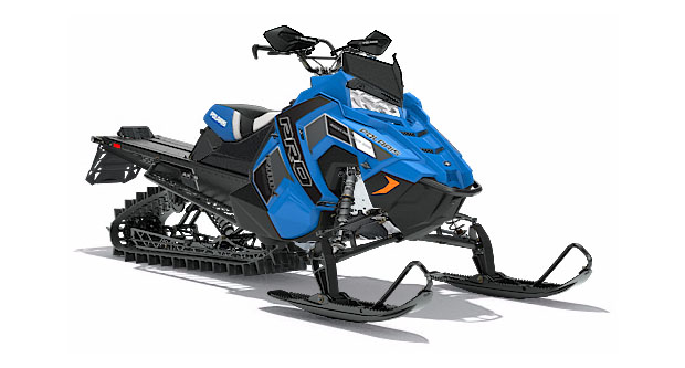 2018 Polaris 800 PRO-RMK 155 SnowCheck Select in Pittsfield, Massachusetts