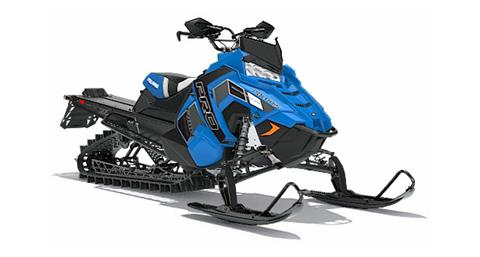 2018 Polaris 800 PRO-RMK 155 SnowCheck Select in Center Conway, New Hampshire