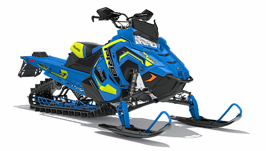 2018 Polaris 800 PRO-RMK 155 SnowCheck Select in Delano, Minnesota