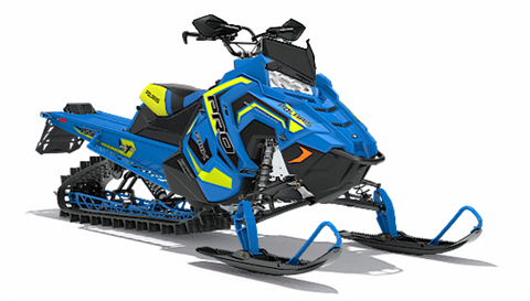 2018 Polaris 800 PRO-RMK 155 SnowCheck Select in Baldwin, Michigan
