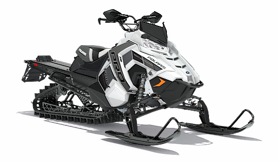 2018 Polaris 800 PRO-RMK 155 SnowCheck Select in Nome, Alaska