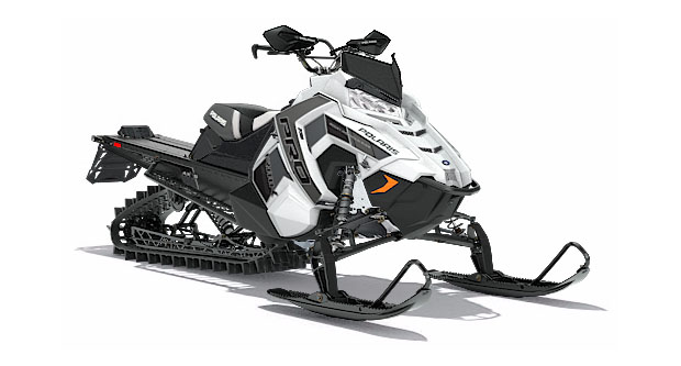 2018 Polaris 800 PRO-RMK 155 SnowCheck Select in Brewster, New York