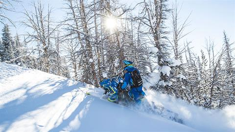 2018 Polaris 800 PRO-RMK 163 in Ponderay, Idaho