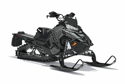 2018 Polaris 800 PRO-RMK 163 3 in. SnowCheck Select in Hailey, Idaho