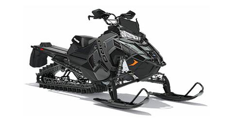 2018 Polaris 800 PRO-RMK 163 3 in. SnowCheck Select in Hancock, Wisconsin