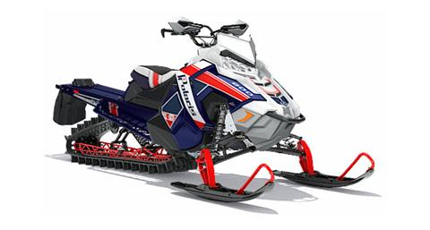 2018 Polaris 800 PRO-RMK 163 3 in. SnowCheck Select in Oxford, Maine