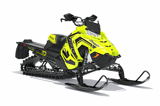 2018 Polaris 800 PRO-RMK 163 3 in. SnowCheck Select in Littleton, New Hampshire