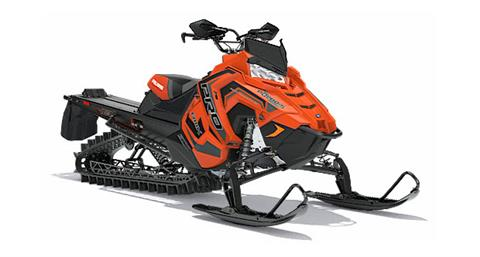 2018 Polaris 800 PRO-RMK 163 3 in. SnowCheck Select in Auburn, California