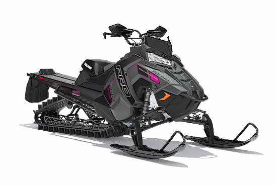 2018 Polaris 800 PRO-RMK 163 3 in. SnowCheck Select in Hooksett, New Hampshire