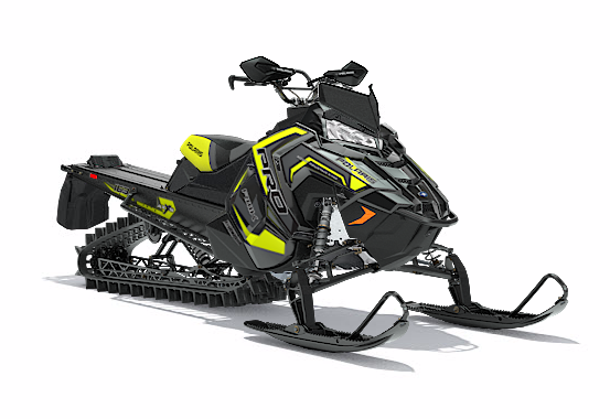 2018 Polaris 800 PRO-RMK 163 3 in. SnowCheck Select in Sturgeon Bay, Wisconsin
