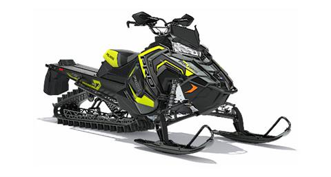 2018 Polaris 800 PRO-RMK 163 3 in. SnowCheck Select in Algona, Iowa