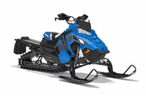 2018 Polaris 800 PRO-RMK 163 3 in. SnowCheck Select in Bemidji, Minnesota
