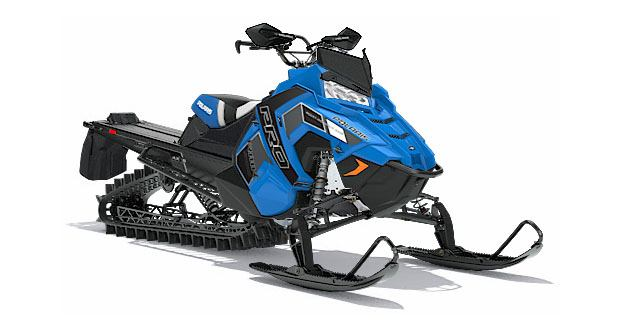 2018 Polaris 800 PRO-RMK 163 3 in. SnowCheck Select in Deerwood, Minnesota