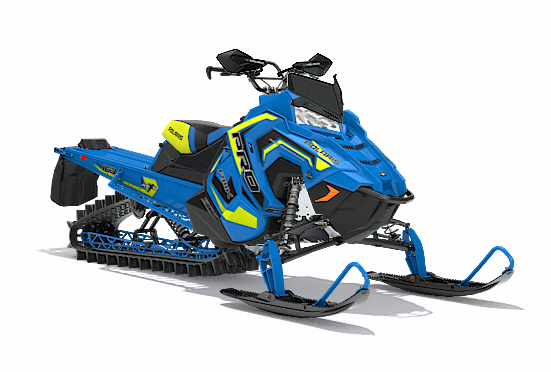 2018 Polaris 800 PRO-RMK 163 3 in. SnowCheck Select in Baldwin, Michigan