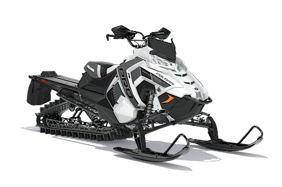 2018 Polaris 800 PRO-RMK 163 3 in. SnowCheck Select in Dimondale, Michigan