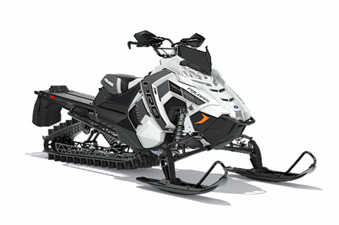 2018 Polaris 800 PRO-RMK 163 3 in. SnowCheck Select in Sterling, Illinois