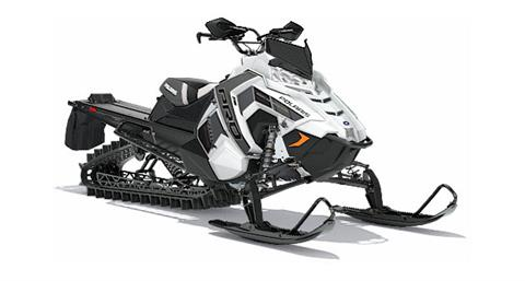 2018 Polaris 800 PRO-RMK 163 3 in. SnowCheck Select in Elkhorn, Wisconsin