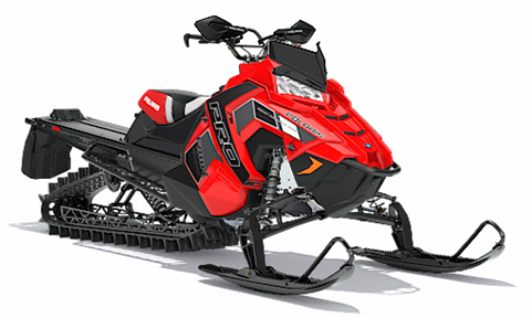2018 Polaris 800 PRO-RMK 163 3 in. SnowCheck Select in Eagle Bend, Minnesota