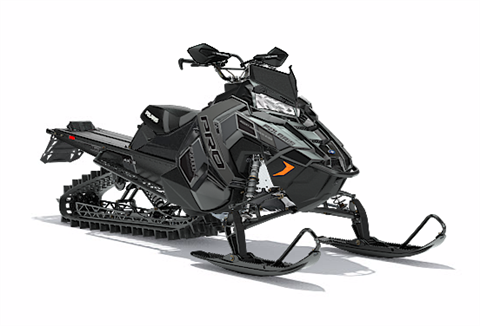 2018 Polaris 800 PRO-RMK 163 SnowCheck Select in Brookfield, Wisconsin