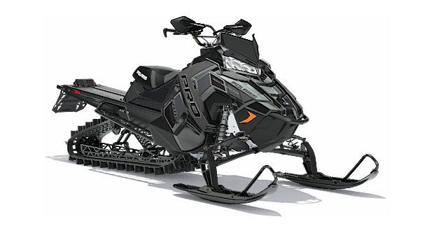 2018 Polaris 800 PRO-RMK 163 SnowCheck Select in Munising, Michigan