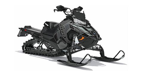 2018 Polaris 800 PRO-RMK 163 SnowCheck Select in Deerwood, Minnesota