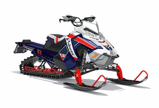 2018 Polaris 800 PRO-RMK 163 SnowCheck Select in Sterling, Illinois