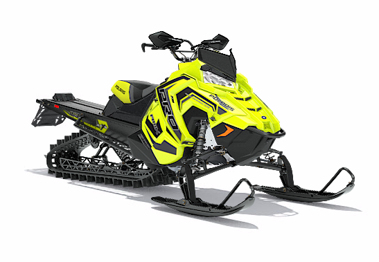2018 Polaris 800 PRO-RMK 163 SnowCheck Select in Lewiston, Maine