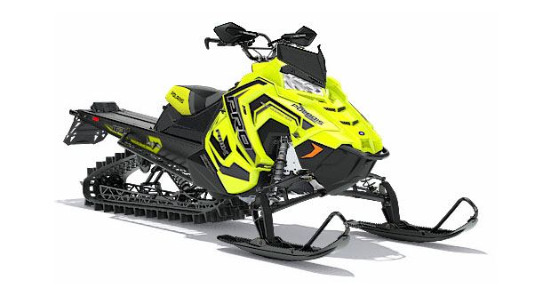 2018 Polaris 800 PRO-RMK 163 SnowCheck Select in Utica, New York - Photo 1