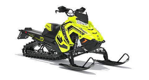 2018 Polaris 800 PRO-RMK 163 SnowCheck Select in Altoona, Wisconsin