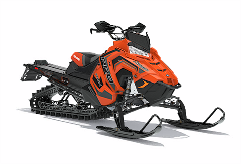 2018 Polaris 800 PRO-RMK 163 SnowCheck Select in Auburn, California
