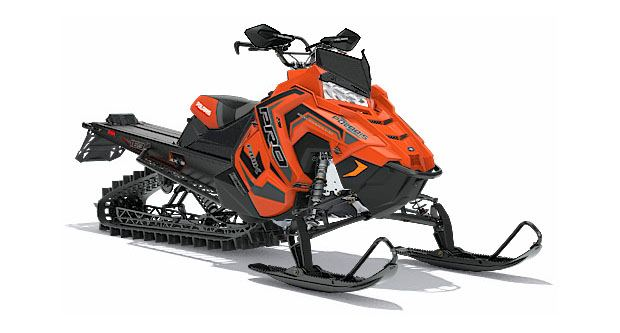 2018 Polaris 800 PRO-RMK 163 SnowCheck Select in Milford, New Hampshire
