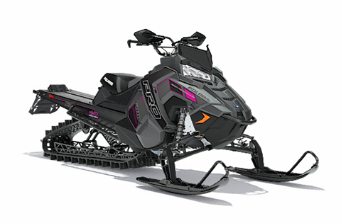 2018 Polaris 800 PRO-RMK 163 SnowCheck Select in Antigo, Wisconsin