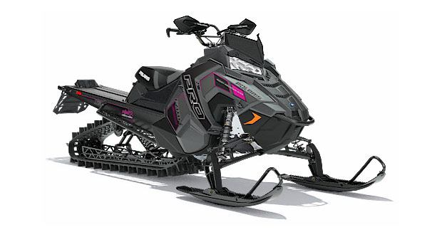2018 Polaris 800 PRO-RMK 163 SnowCheck Select in Utica, New York