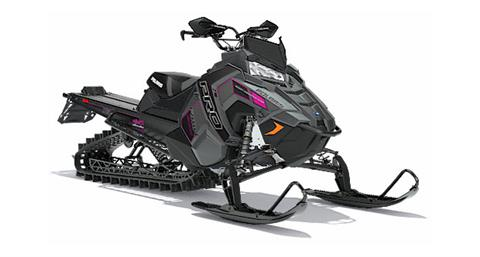 2018 Polaris 800 PRO-RMK 163 SnowCheck Select in Oxford, Maine