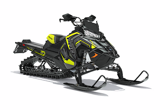 2018 Polaris 800 PRO-RMK 163 SnowCheck Select in Hillman, Michigan